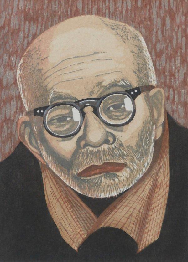 Jun'ichiro-Sekino (1914-1988) Japanese