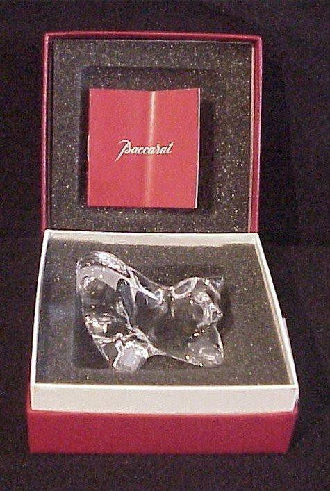 21: Baccarat Crystal