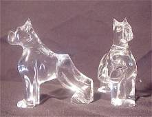 23: Baccarat Crystal (two)