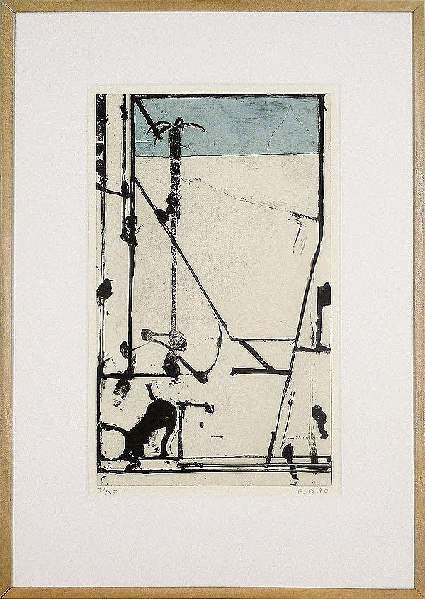 Richard Diebenkorn (1922-1993) California