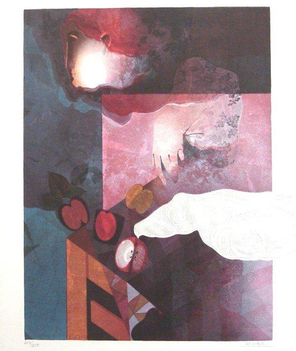 1: Sunol Alvar (b. 1935) Spanish
