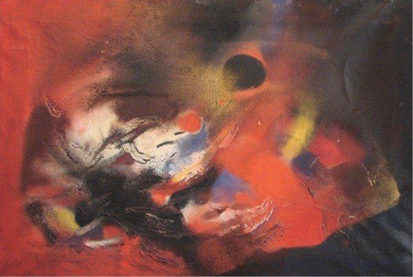 16: Edmundo Bacci (1913-1978) Italian