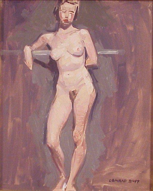 45: Conrad Buff (1886-1975) American