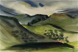 Karl Baumann (1911-1984) Californian