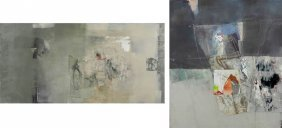 Contemporary Artist Unidentified (20th Century) (two)