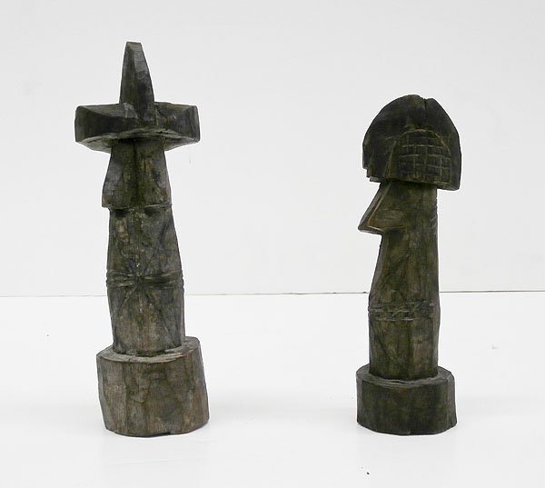 African Carving (two)