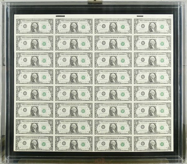 American Currency (two)