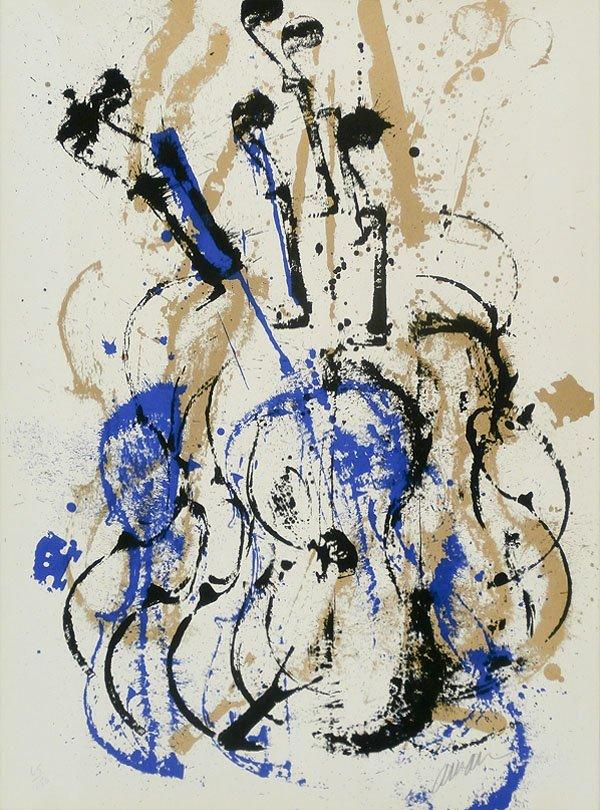 Arman (1928-2005) French