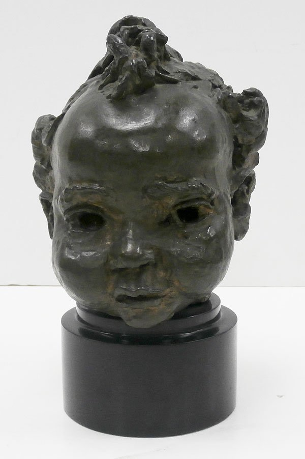 Sir Jacob Epstein (1880-1959) British