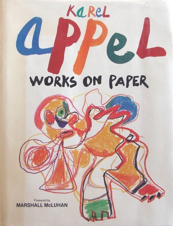 5: Karel Appel book