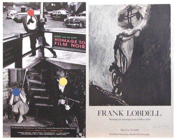 10: John Baldassari & Frank Lobdell (two)