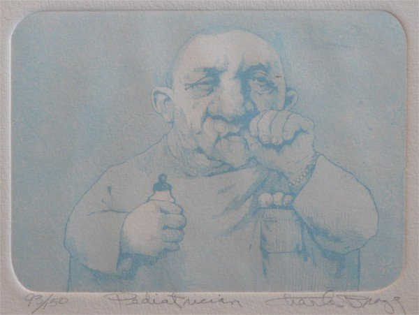17: Charles Bragg (b. 1931) American