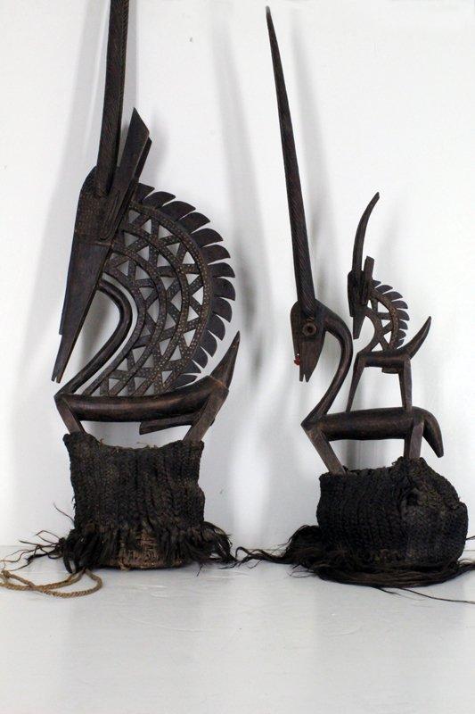 African Art: Chiwari (two)