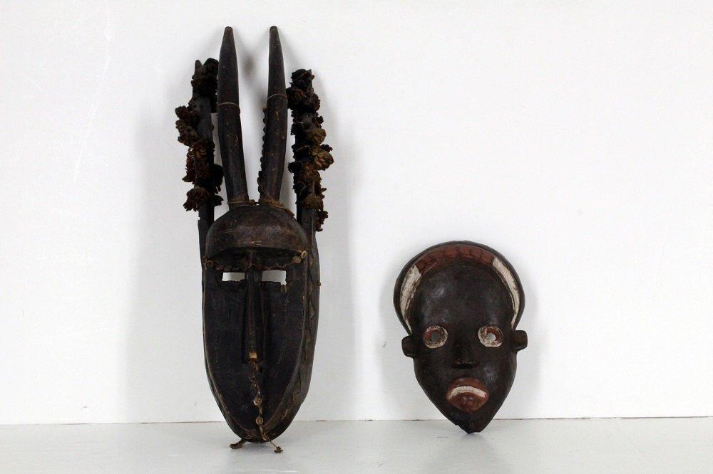African Art: Chiwari & Baga (two)