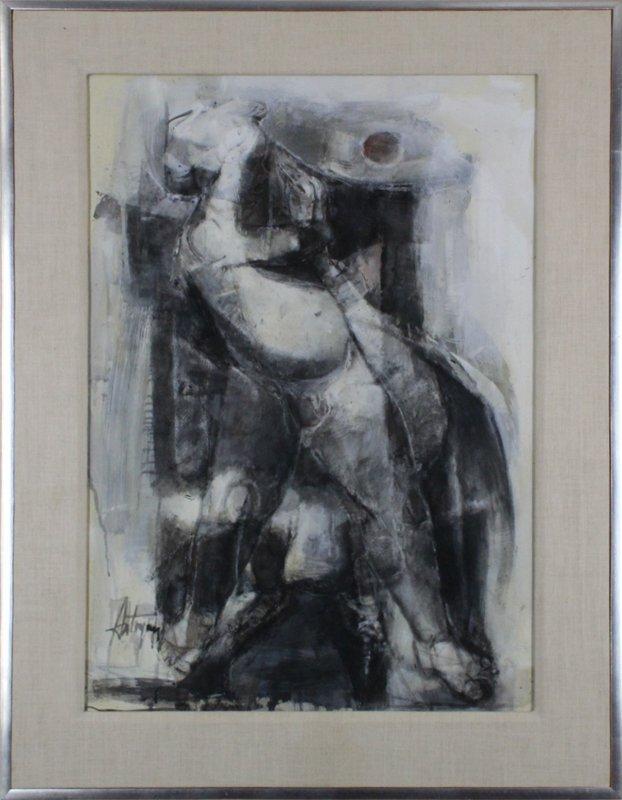 Kero Antoyan (1914-1983) Armenian