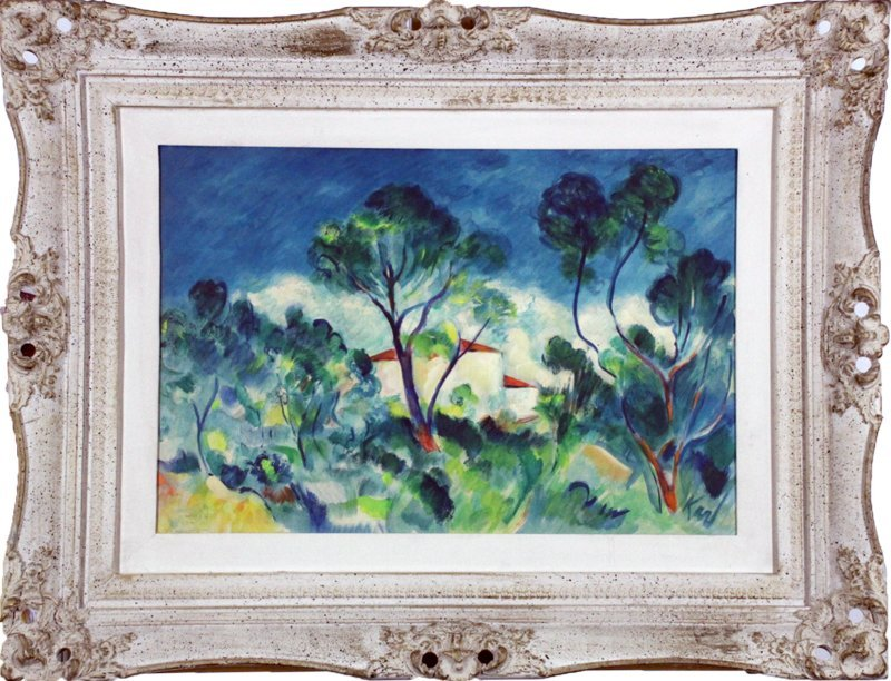 Artist unidentified (Mid-20th Century)
