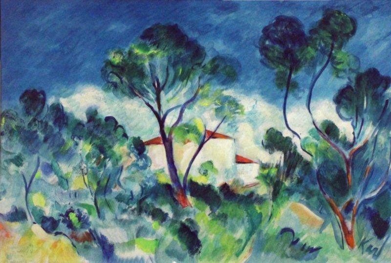 Artist unidentified (Mid-20th Century) - 2