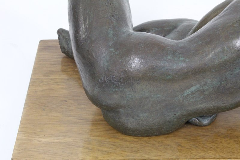 Artist unidentified (Later 20th Century) J. K. B. - 3