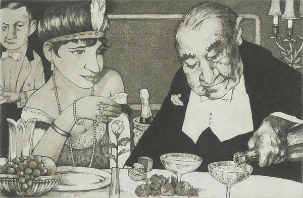 Charles Bragg (b. 1931) Californian (two) - 3