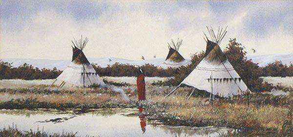 John DeMott (b. 1954) Colorado