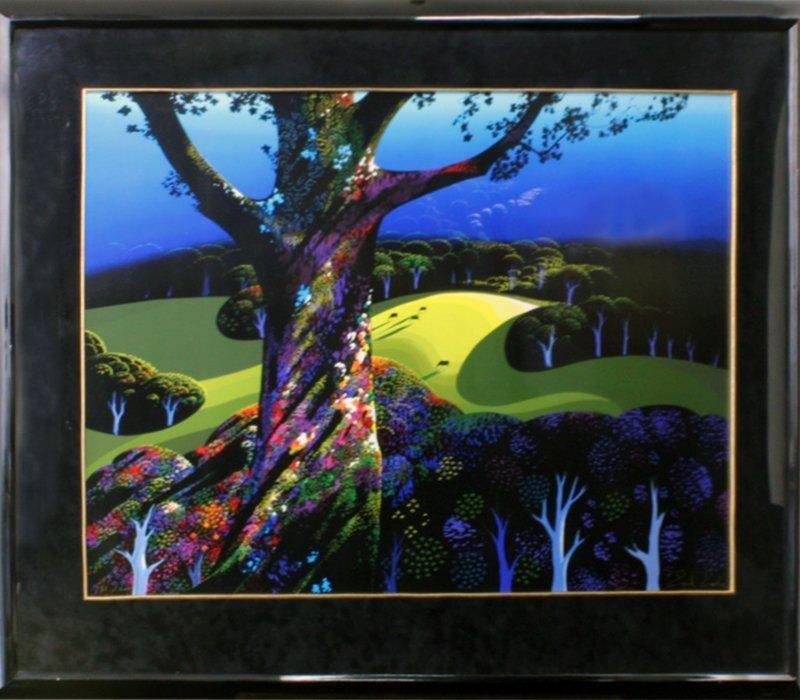 Eyvind Earle (1916-2000) California - 2