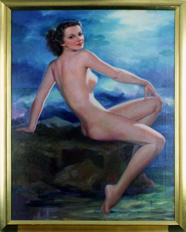 Pearl Frush (b. 1905) American