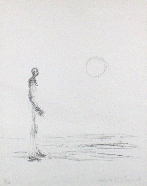 Alberto Giacometti (1901-1996) Swiss