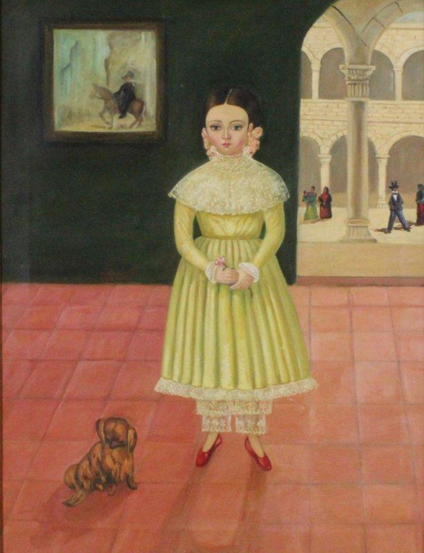 Horacio (20th Century) Mexican - 2
