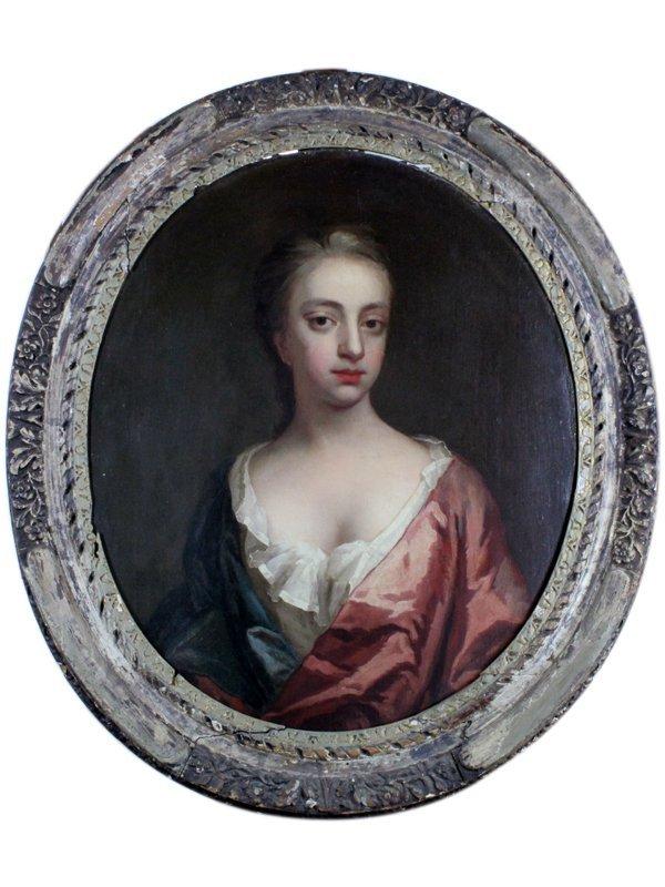 School of Sir Godfrey Kneller (18th Century) British