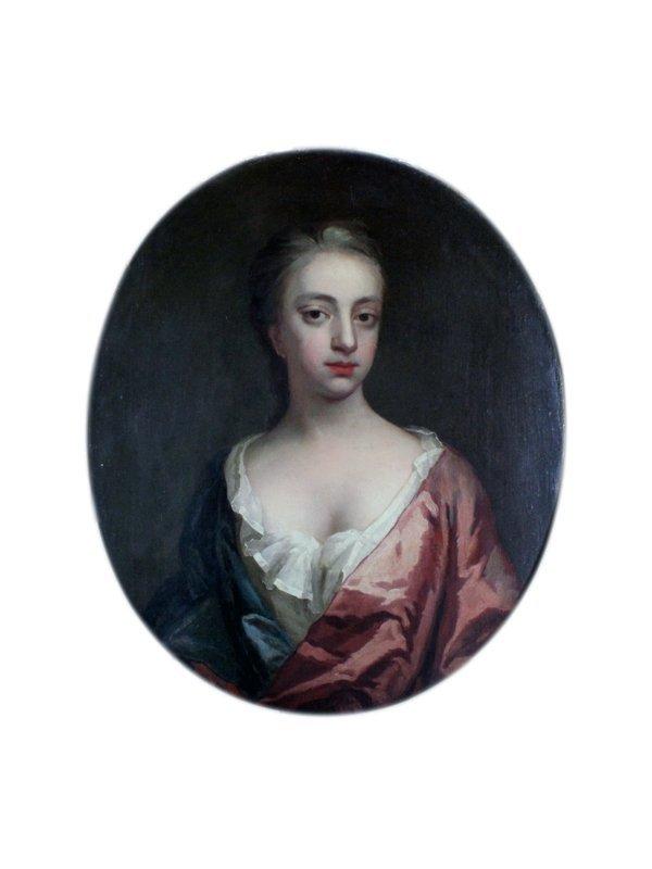 School of Sir Godfrey Kneller (18th Century) British - 2