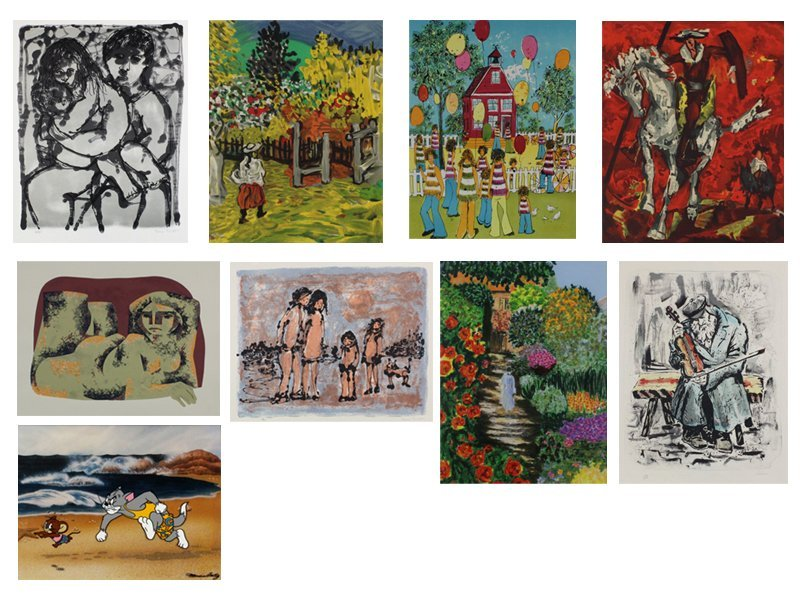 Print Collection (nine)