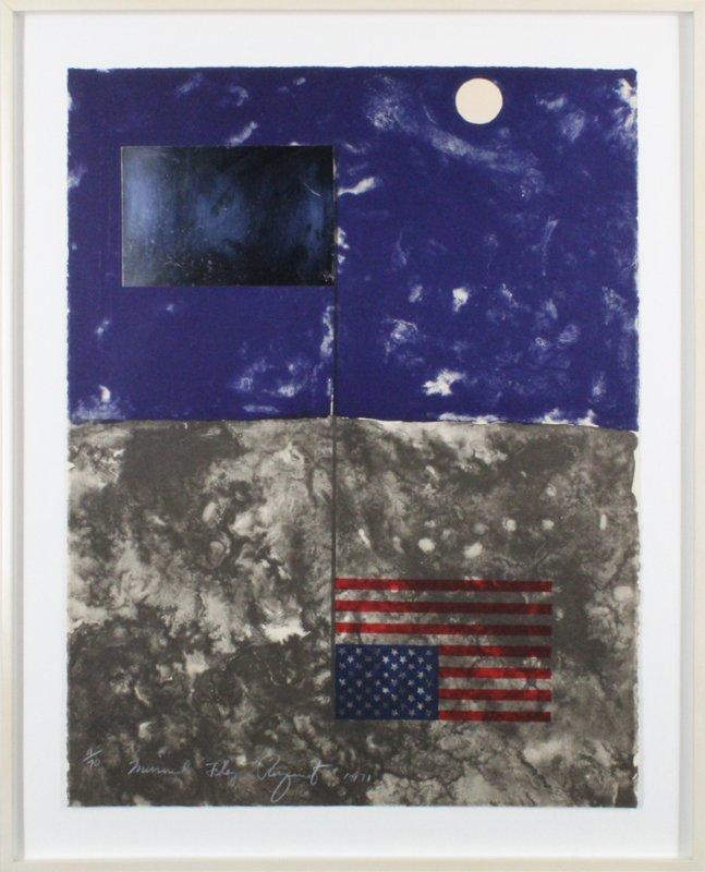 James Rosenquist (b. 1933) New York