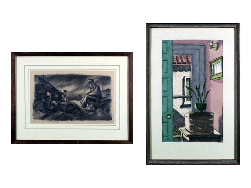 James Sherman (1906-1989) Kansas City/New York (two) - 4