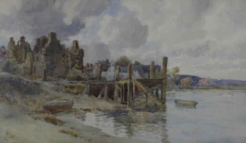 Richard Wane (1852-1904) British (two) - 2