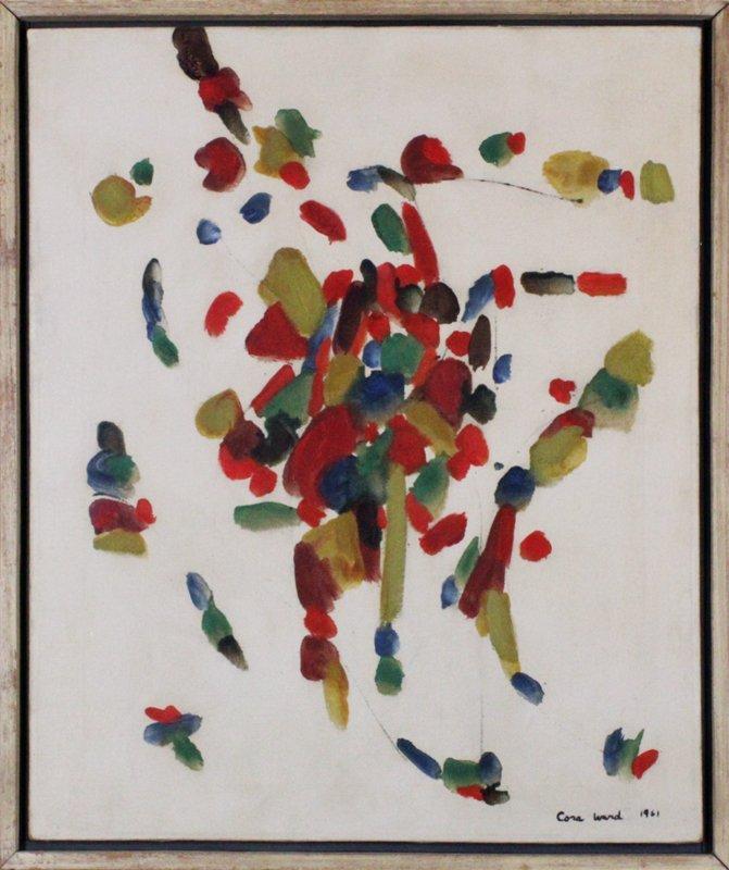 Cora Ward (1920-1989) New York