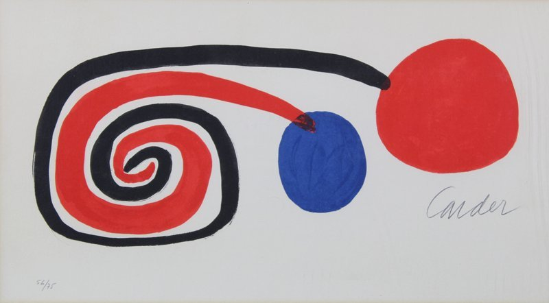 Alexander Calder (1898-1976) New York
