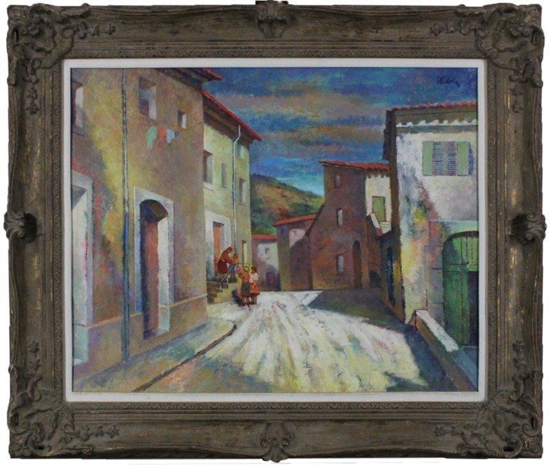 Sandor Klein (1912-1995) New York/ Californian