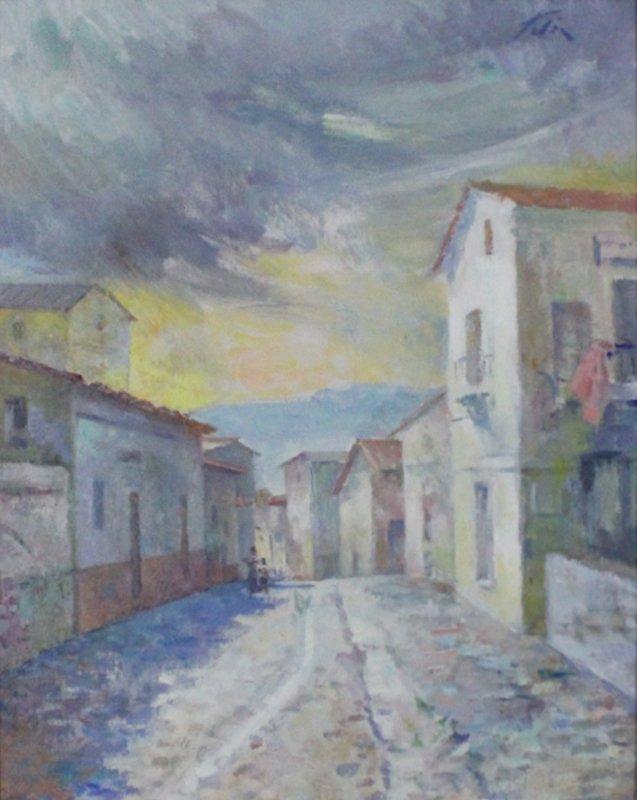 Sandor Klein (1912-1995) New York/ Californian - 2