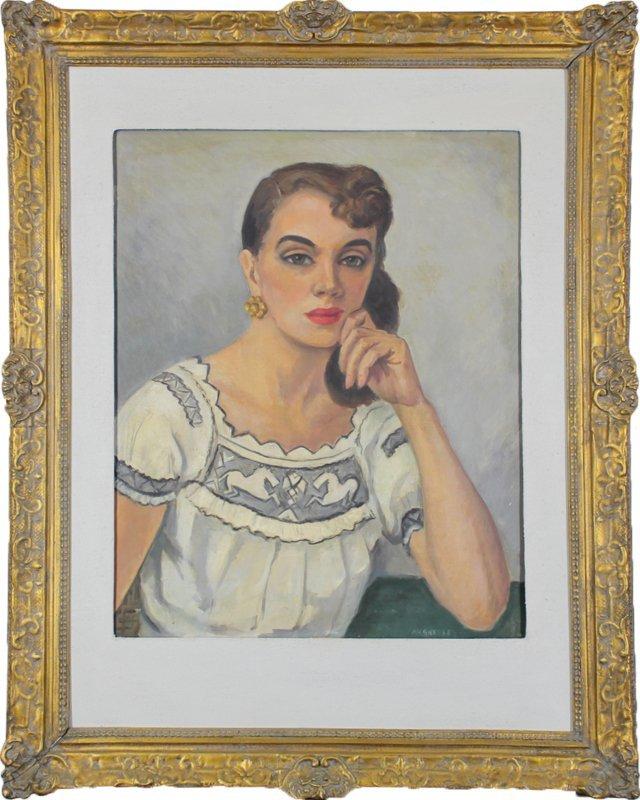 Anna Katherine Skeele (1896-1963) Californian