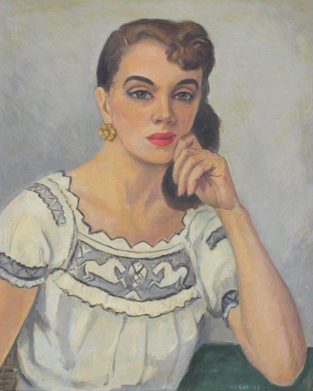 Anna Katherine Skeele (1896-1963) Californian - 2
