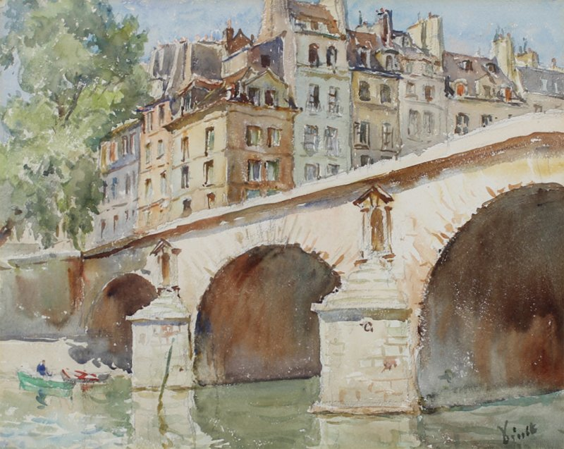 Pierre Vinit (1870-1958) French