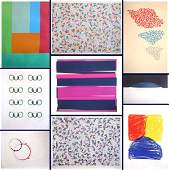 96 Contemporary print collection twenty