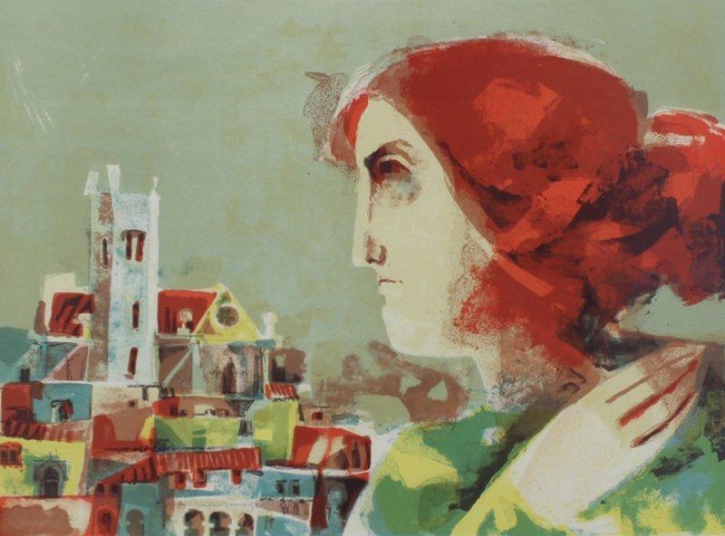 Sunol Alvar (b. 1937) Spanish - 2