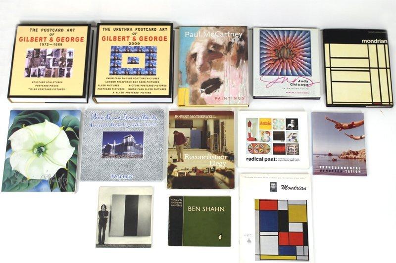 Art Books (thirteen)