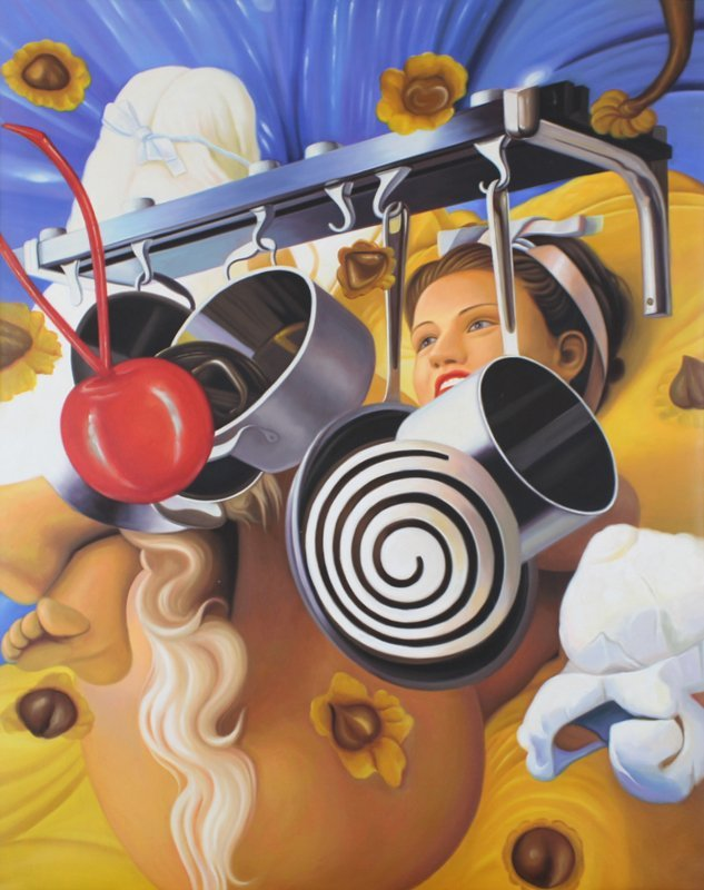 Artist Unidentified after Jeff Koons
