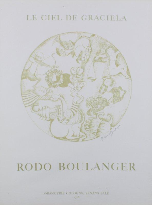 Gabriela Rodo Boulanger (b. 1935) Bolivian (three) - 4