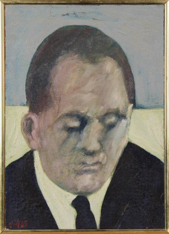 James Gill (b. 1934) Oregon/ Californian