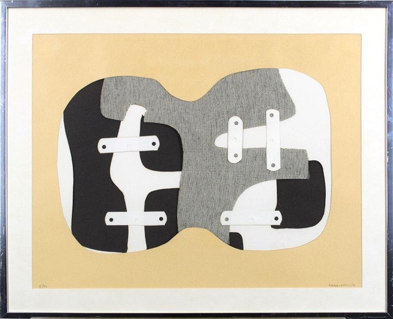 Conrad Marca-Relli (1913-2000) New York - 2