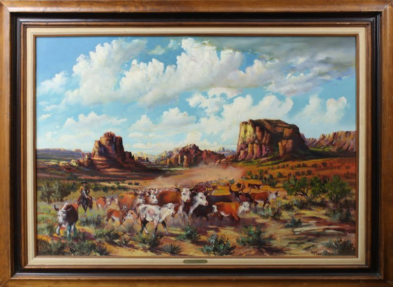Buck McCain (b. 1943) California/ Arizona