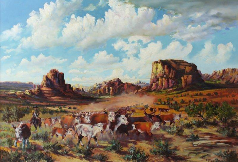 Buck McCain (b. 1943) California/ Arizona - 2